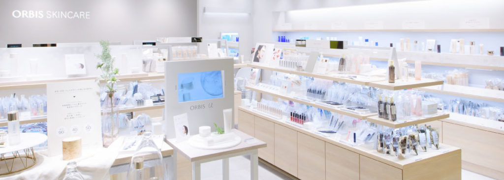ORBIS店舗